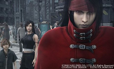 Vincent Valentine : Final Fantasy VII - Advent Children : Photo #