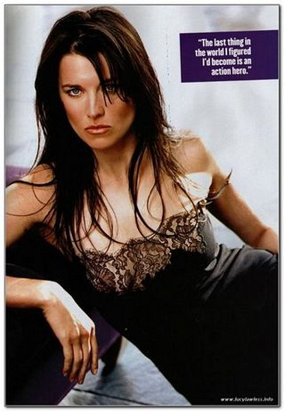 lucy lawless. Lucy Lawless lookin hot!