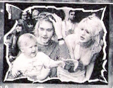cobain family