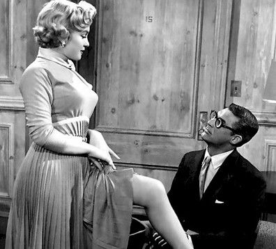 Cary Grant and Marilyn Monroe
