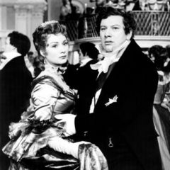 Rosemary Harris and Peter Ustinov