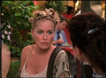 sharon stone the muse
