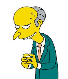 Image result for SIMPSON CHARACTER
