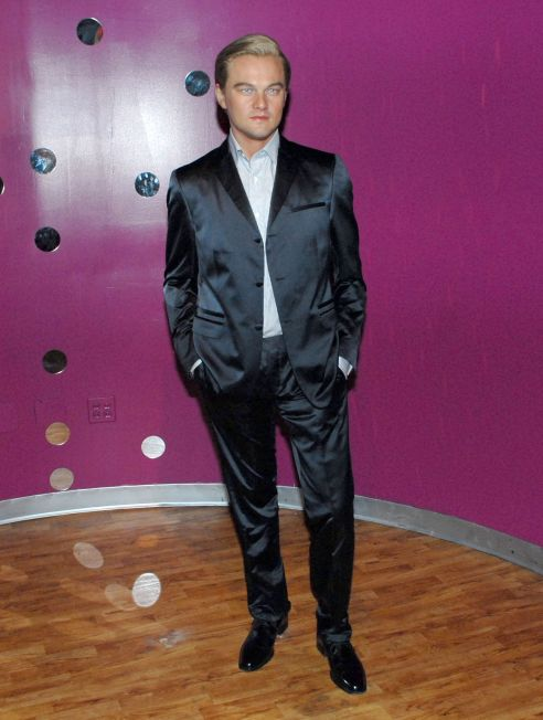 Leonardo DiCaprio Wax Figure Unveiling at Madame Tussauds in New York