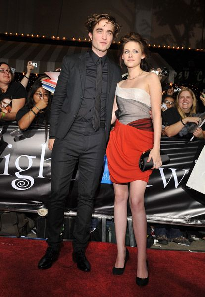 "Summit Entertainment's ""Twilight"" World Premiere - Red Carpet"
