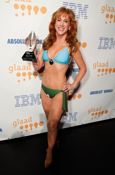 20th Annual GLAAD Media Awards - Backstage and Audience