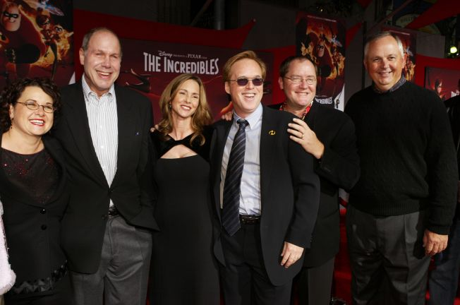 """The Incredibles"" Los Angeles Premiere - Red Carpet"