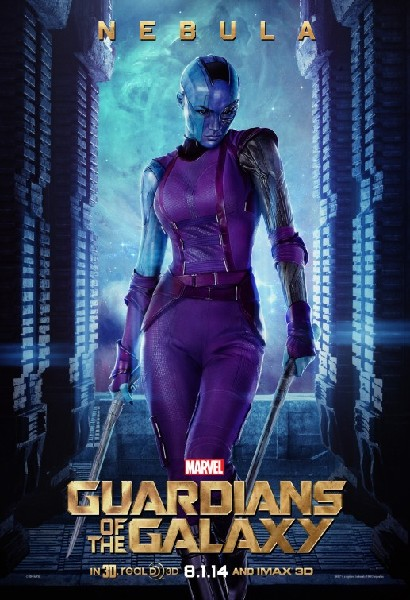 Nebula Guardians of the Galaxy Film