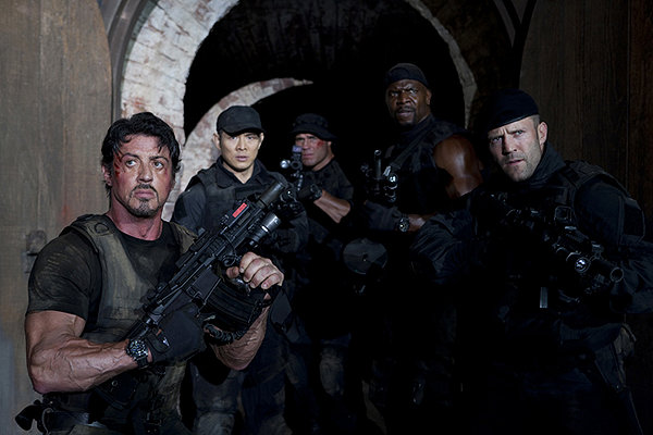 Critics Consensus: The Expendables Isn't Explosive Enough