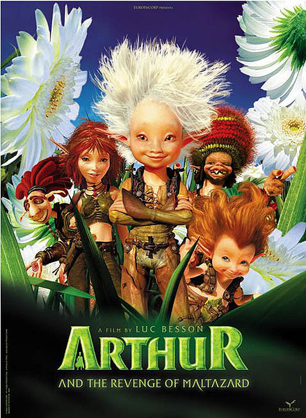 arthur and the invisibles 2 arthur and the revenge of