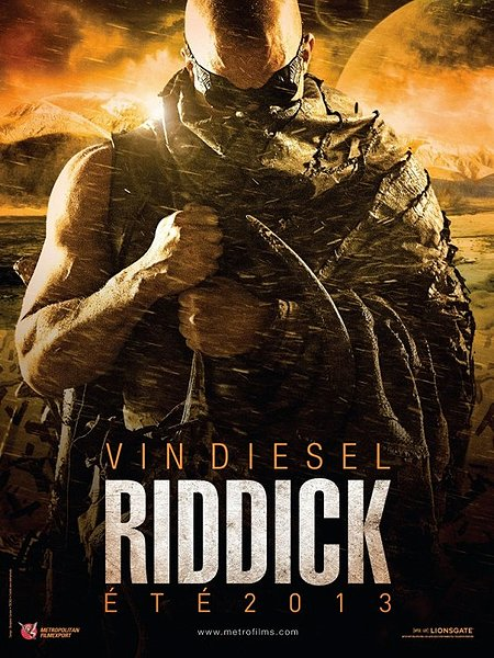 Watch Riddick Free Putlocker