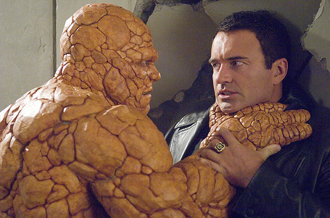 Julian McMahon's voice isn't really the type to make me reach for ...